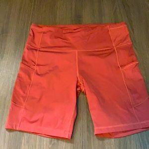 Lulu Lemon 🍋 Size 12 shorts
